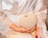 Satin bridesmaid robe, bridesmaid dressing gown, personalized robes, silk bridesmaids robes, silk floral robe, kimono dressing gown
