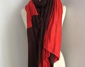 Gemini blanket scarf