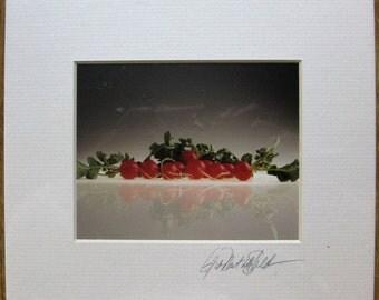 Photography Original Art Still Life Radishes