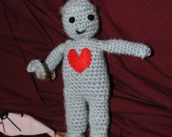 Tin Man Amigurumi