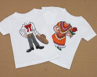 Latin, Spanish, Hispanic, Folkloric Girl Dancer