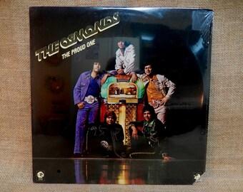 SEALEd...The OSMONDS - The Proud One - 1975 Vintage Vinyl Record Album