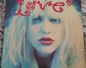 Hole Courtney Love Bio Book 1995