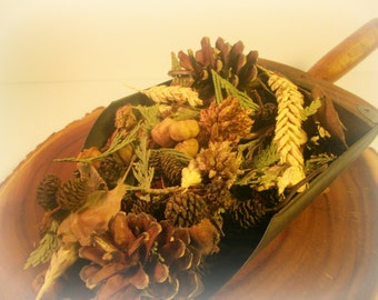 Handcrafted Wood Stove Artisan Potpourri // Fall/Holiday/Winter/Fireplace Scent