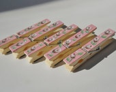 Magnetic Clothespins, Clips, Note Holder, Art Holder, Chip Clip
