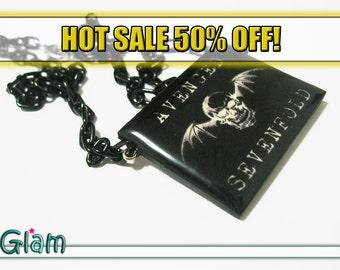SALE!! Handmade Avenged Sevenfold Necklace