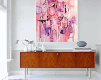 painting abstract painting acrylic painting oil painting watercolor painting original painting  Jolina Anthony