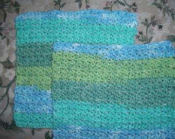 Beautiful Dishclothes/Washclothes