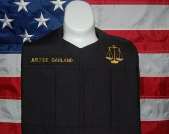 Future Attorney, Lawyer, Judge, Justice Bib