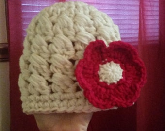 Flower Hat and Flower Cap