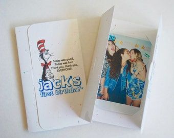 Story Book theme Picture holders for Instant Camera Film