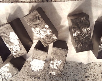 pitch black - black soap with activated charcoal