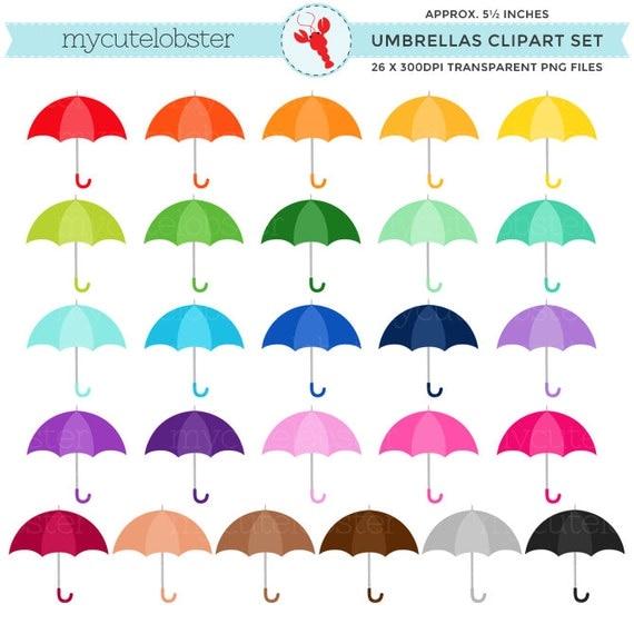 rainbow umbrella clip art - photo #42