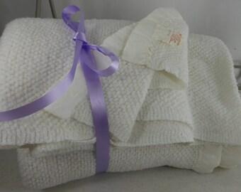 Acrylic Blanket JCP Penneys White