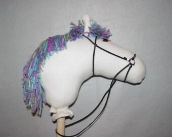 Carousal Stick Horse