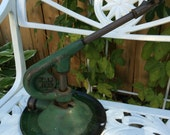 Rain King Antique Lawn Sprinkler Rotates Amazing !
