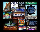 Kansas State Bars collage