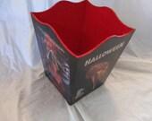 Horror Movie Waste Basket Large Storage Container Magazine Rack Holder