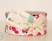 Color Theory Jelly Roll, Vanessa Christenson, V and Co, Moda Fabrics, Precut Fabric Strips, 10830JR