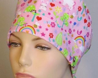 Scrub Hat Fairy Tale