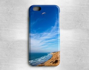 Blue Sky Cell Phone Case for iPhone 6, iPhone 5, iPhone 5s, iPhone 5c, iPhone 4s, iPhone 4, Samsung Galaxy S4, Galaxy S5 - Stocking Stuffer