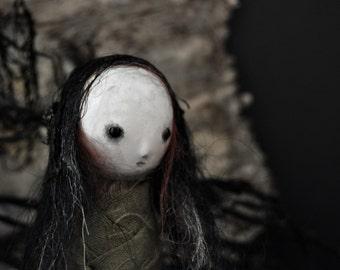 OOAk Art Doll- Sea Witch- Morvenna