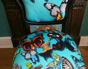 Christian lacroix butterfly parade boudoir chair