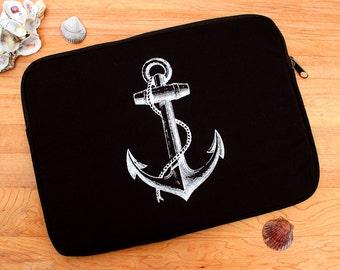 Anchor 13 Inch Laptop Case Laptop Sleeve Macbook Case