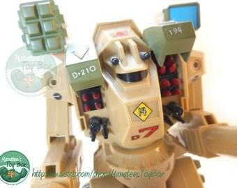 Robotech Excalibur MK VI Mecha by Playmates 90s Action Figure JD