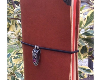 Leather Artist's & Traveler's sketch and notebook