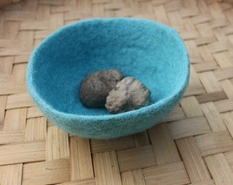 Felt bowls in various colors-Perfect to keep regular jewelry, keys, small items