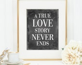 Wedding Gift: A true love story never ends