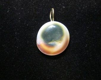 Seashell Opeculum Pendant 35ct
