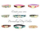 Personalized Dog Collar, For Medium to Large dogs