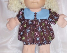 Cabbage Patch Dress and Panties