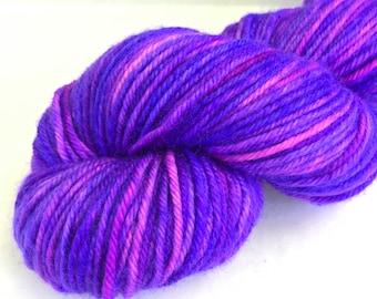 Vintage DK Yarn in Bloom - New Summer Colorway - In Stock