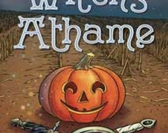 The Witches Athame Book