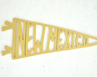 New Mexico pennant