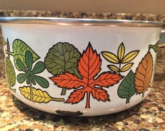Vintage Sauce Pan
