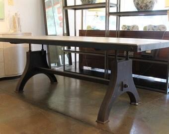 Metropolis Dining Table (Floor Model)