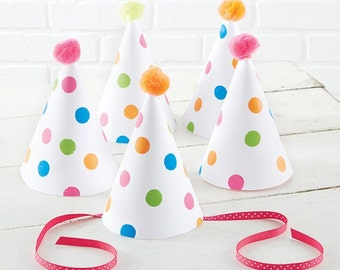 Party Hats Birthday Hats Custom Party Hats Party Decoration Birthday Boy Hat Birthday Girl Hat 1st Birthday First Birthday Birthday Hat One
