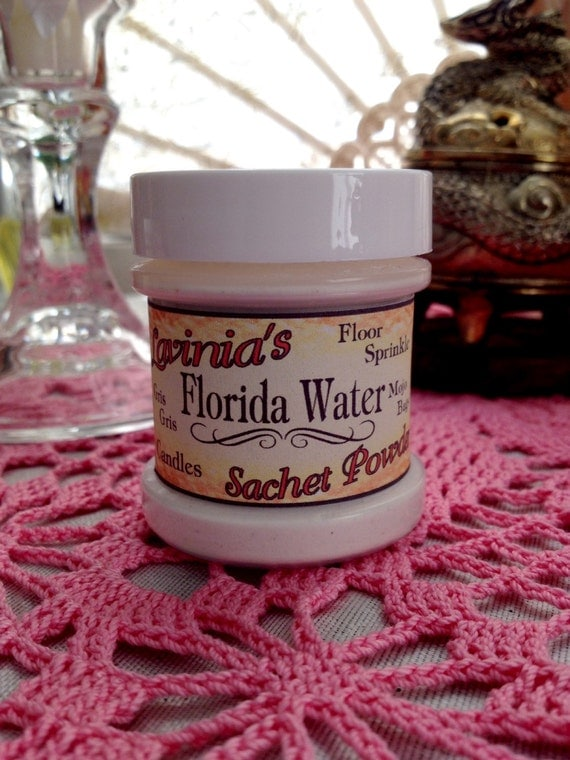 How to use florida water for cleansing