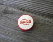 Cola Cola pencil sharpener vintage 1970s advertising school office supply