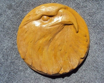 Eagle Garden Plaque, Stepping Stone, Shipping Included