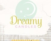 Dreamy logo design premade and watermarks photography logo - boutique logo - business logo