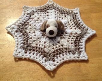 Puppy Pal Snuggy Crochet Pattern