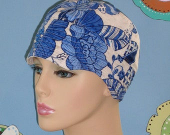 Cancer Caps Soft Haiir Loss Cap Made in the USA (For Size Guide, See 'Item Detail' below photos) SMALL/MEDIUM