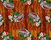 Kellogg's Keebler Elf Fabric From Springs Creative