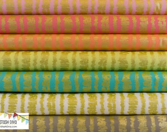 Glitz Metallic Bar Bundle From Michael Miller (7 Fabrics Total)