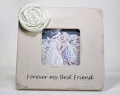 Best Friends Sister Gift Frame Maid Of Honor Gift, Friend, Best Friend Forever Christmas Gift, My Friend Picture Frame